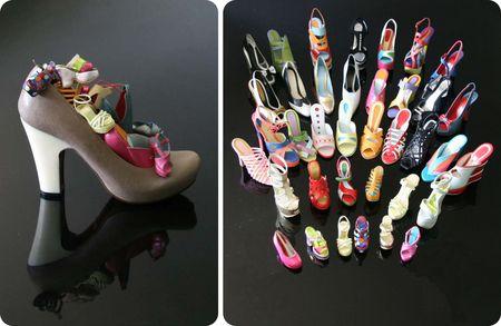 Mini-shoes