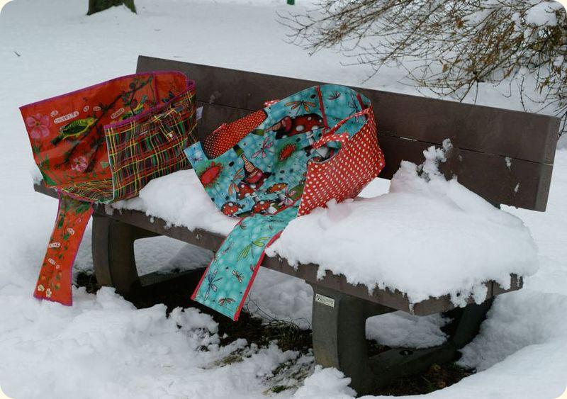 Siege-neige