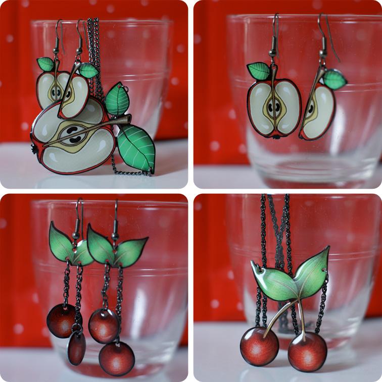Bijoux-fruits