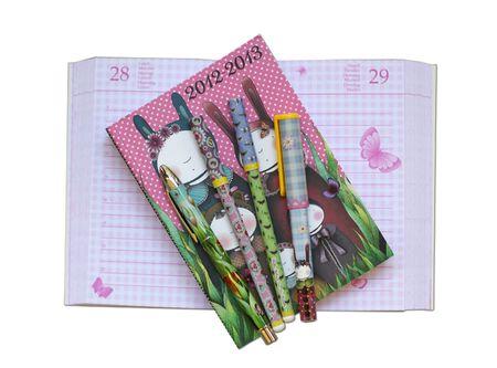 Agenda-stylo