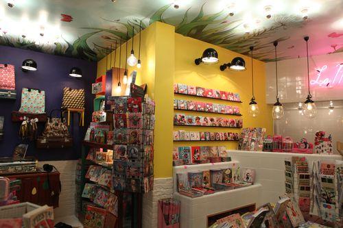 Notre boutique La Marelle à Rennes